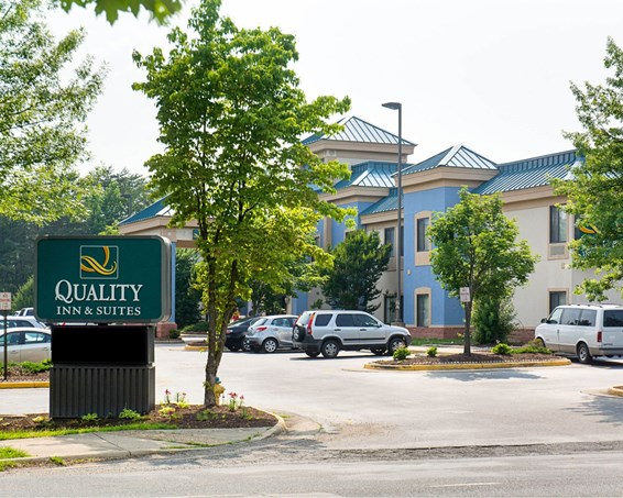 Quality Inn & Suites-Quantico
